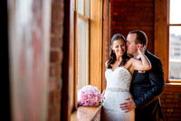 Jennifer & Mike // Indianapolis Wedding