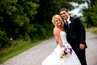 Morgan & Brandon // Fort Wayne Wedding