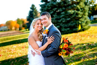 Liara & Franklin // Fort Wayne Wedding
