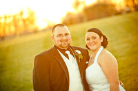 Donna & Alex // Fort Wayne Wedding