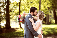 Hannah & Jake // Fort Wayne Wedding