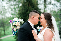 Jessica & Brandon // Fort Wayne Wedding