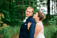 Jamie & Dustin // Fort Wayne Wedding