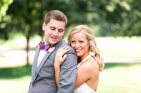 Julia & Josh // Fort Wayne Wedding