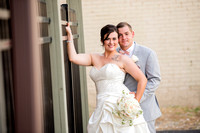 Sarah & Padraic // Fort Wayne Wedding